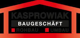 Baugeschäft Kasprowiak, Inhaber Kai Rehorst, e.K. - Logo